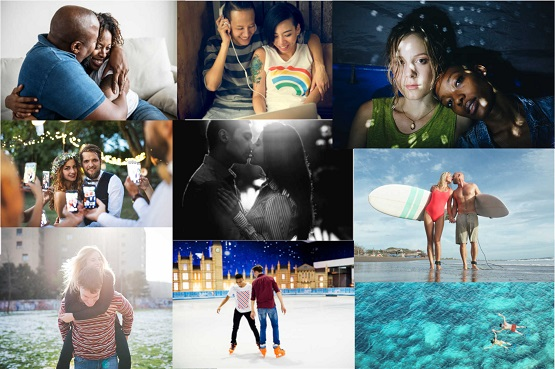 Couples-collage